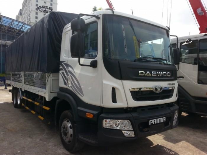 Daewoo Long Cargo sản xuất năm 2017 Số tay (số sàn) Xe tải động cơ Dầu diesel