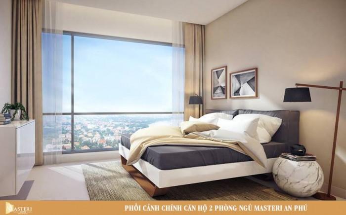 Bán Căn 1 Phòng Masteri Thảo Điền 45M2 Lầu Trung, View Thoáng Giá Rẻ