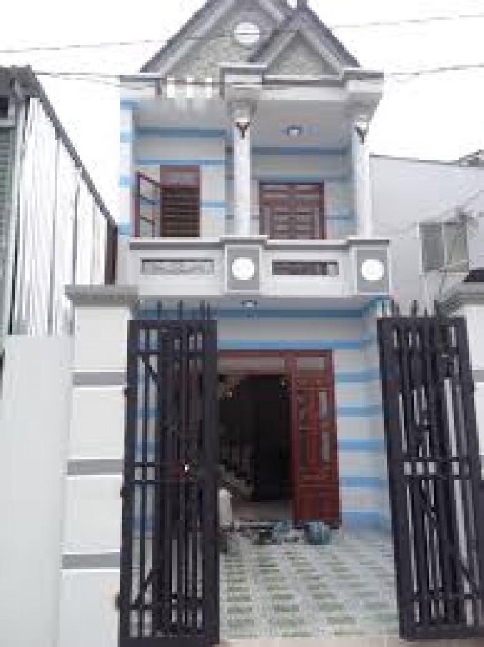 Nhà Mới Xây Đường Thanh Niên Hóc Môn