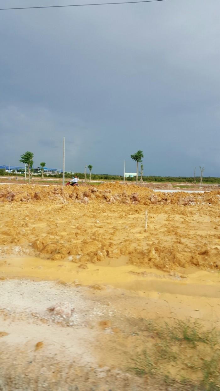 Đất nền đẹp chính chủ huyện Củ chi 3-5,5tr/ m2, ck 5%