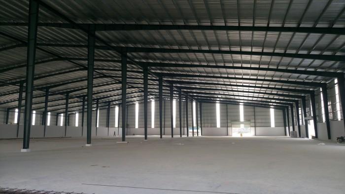 Cho thuê KHO MT Trần Văn Kiểu, P10,Q6. 1000m2, trần cao 7m. Giá 70 triệu