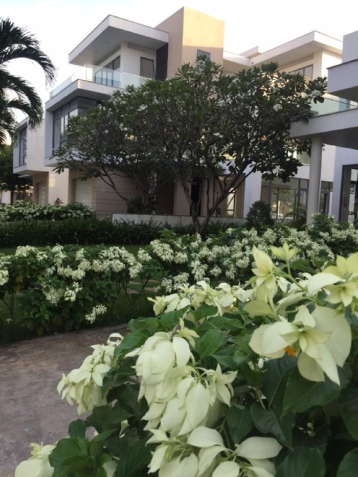Cần tiền bán nhà biệt thự Lucasta Khang Điền-Q9. Dt nhà 244m2, sổ hồng CC. Giá bán 8 tỷ