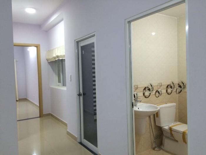 Cho thuê căn hộ 89m2 2PN 2WC giá 11tr/tháng có máy lạnh, rèm, tủ bàn ghế