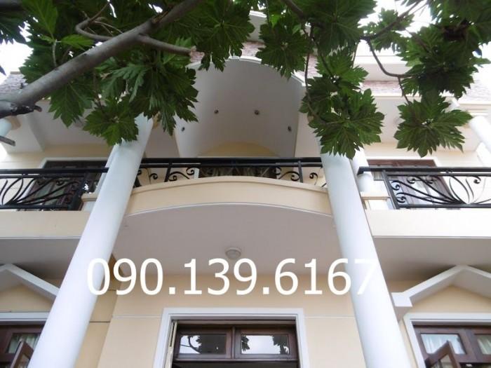 Biệt thự cho thuê Quận 2 - Phường Thảo Điền - 500m2 - Giá 72.66 triệu/tháng.