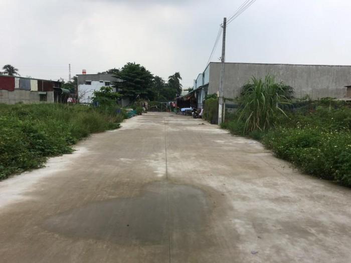 Bán đất thổ cư Quận 12,đường Vườn Lài đã có sổ hồng riêng