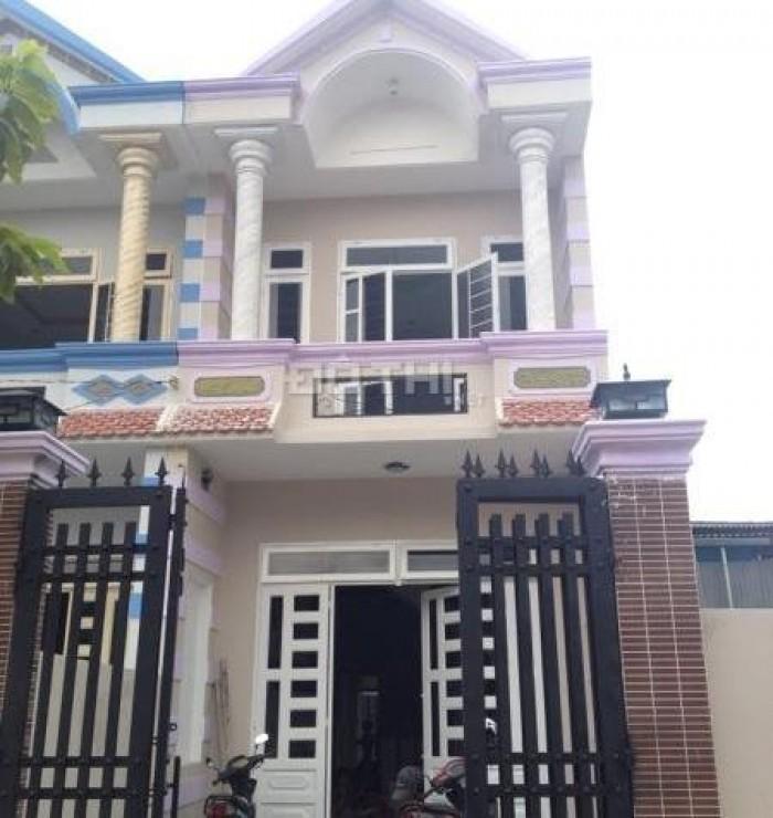 Nợ Ngân Hàng Cần Bán Gấp Nhà ở Nguyễn Văn Bứa, Hóc Môn, Giấy Tờ Đầy Đủ, Miễn Cò