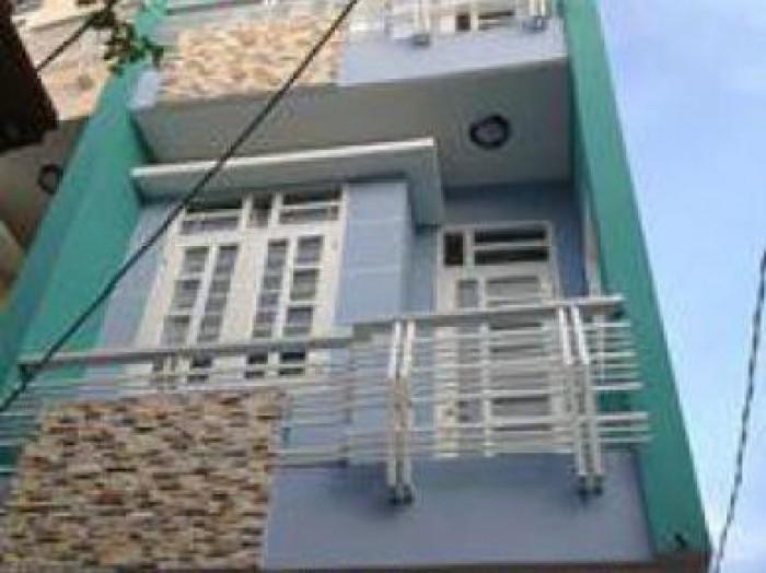 Kẹt tiền trả vay nặng lãi bán gấp nhà giá rẻ ở đường Bùi Dương Lịch, Bình Tân, chính chủ bao sang tên