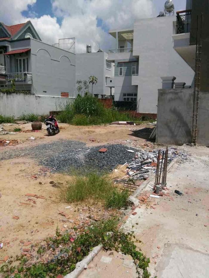 Bán lô đất 1100 m2 đường số 6, P. Bình Trưng Đông, Q.2, giá 35 tỷ.