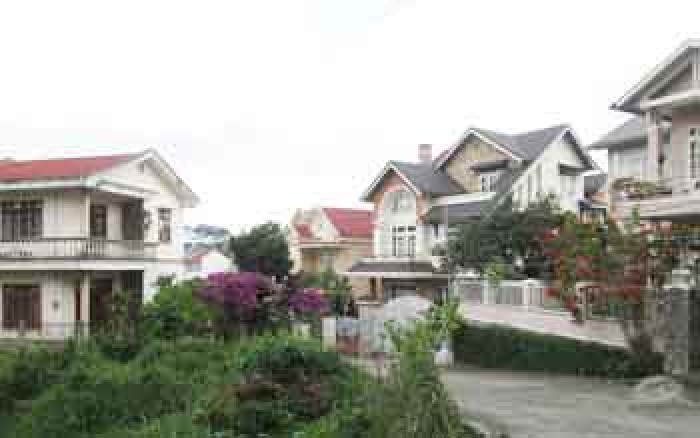 Nghỉ dưỡng lâu dài cùng biệt thự đẹp trung tâm Đà Lạt