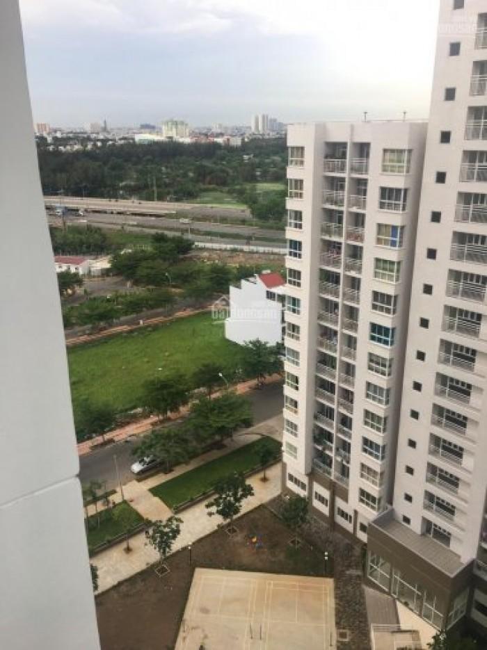 Cho thuê căn hộ Topaz City 70m2 - 2PN-2WC, nhà mới giá 8 tr/tháng, liền kề Q 5, Q 1
