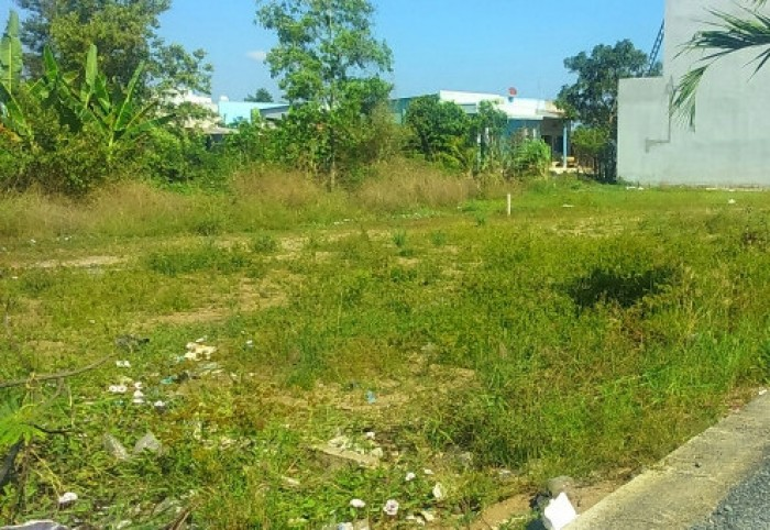 Bán đất nền xã Tân Trạch Long An giá rẻ 270 triệu/ nền.