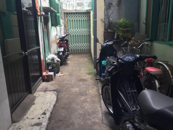 Bán nhà Nguyễn Trãi Q5 3.5x6.5m 2 lầu đúc Giá 2 tỷ