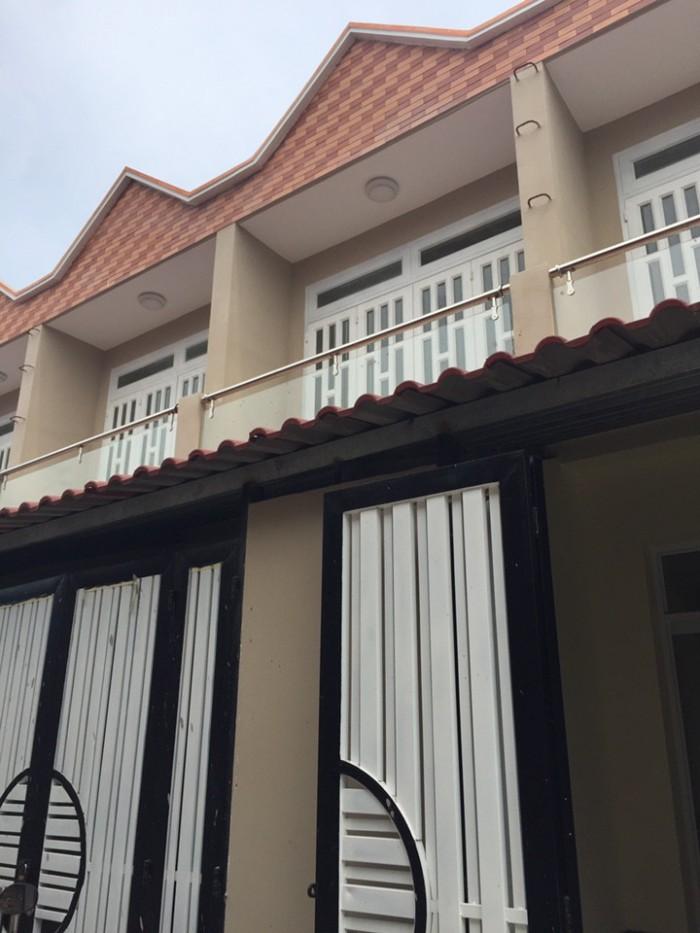 Nhà đúc Thật Hà Huy Giáp, dt 3x10,5m , ngay ngã tư ga