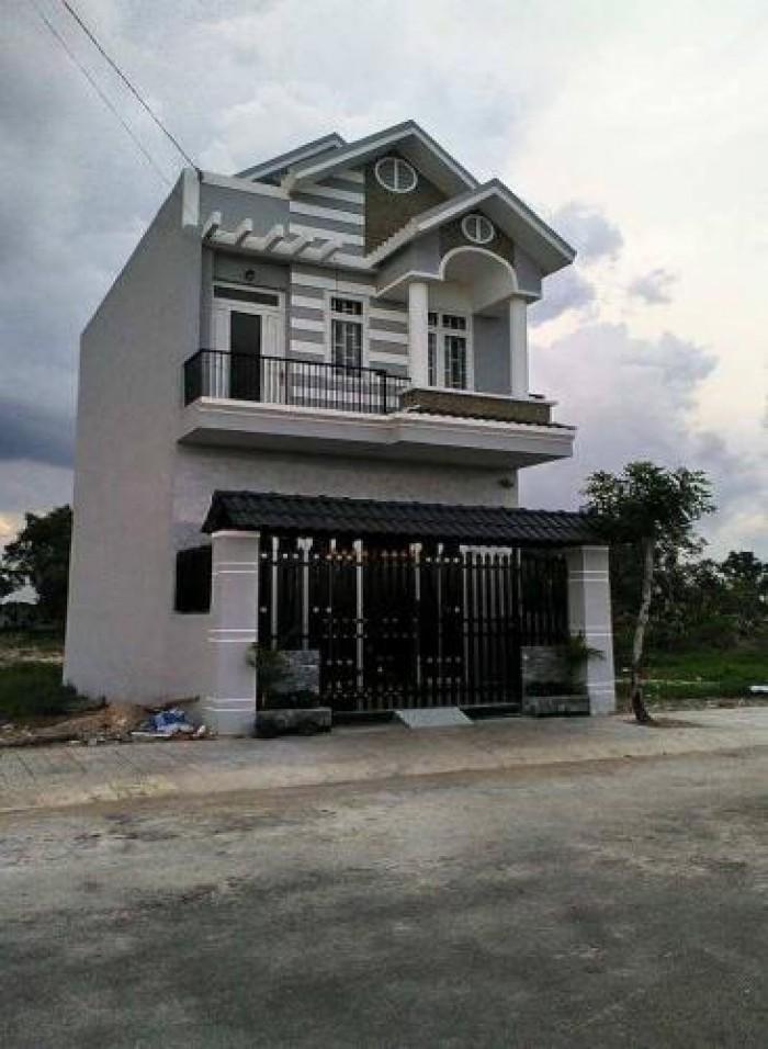 Nhà Mới Xây Đường Nguyễn Văn Bứa Hóc Môn