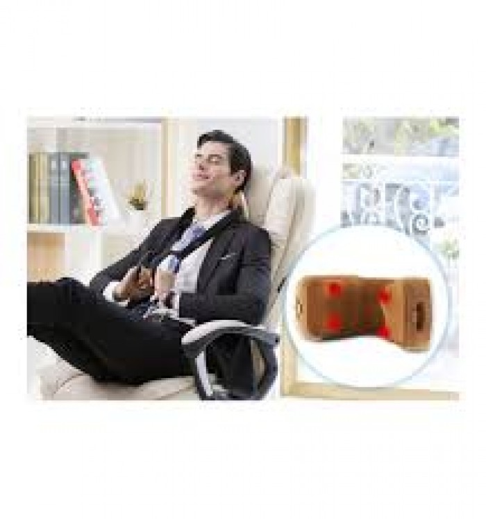 Máy mát xa cổ và vai Breo Ineck2 Shiatsu Neck Massager with Removable Handles