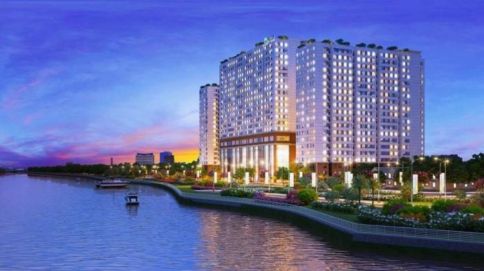 Cơ hội cho người có thu nhập thấp sở hữu NOXH Green River Q8 với chất lượng thương mại - Giá chỉ từ 850tr/2PN