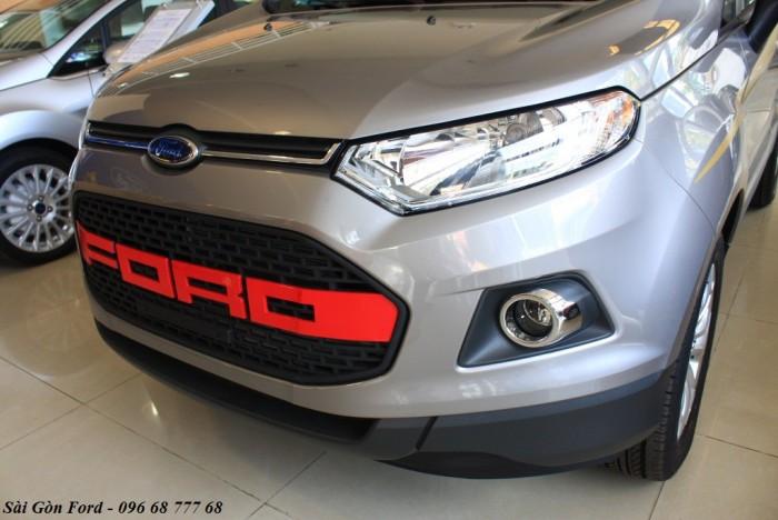 Khuyến mãi mua xe Ford Ecosport Titanium Black 2019, số tự động, vay trả góp chỉ 150 triệu, giao xe trong 30 ngày.