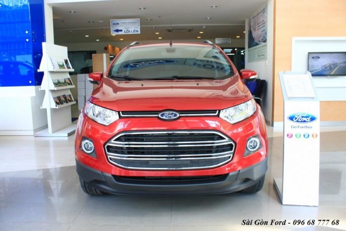 Khuyến mãi mua xe Ford Ecosport Titanium 2017, số tự động, vay trả góp chỉ 150 triệu, giao xe tháng 08/2017