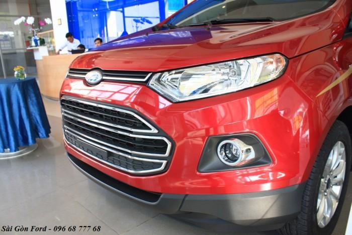 Khuyến mãi mua xe Ford Ecosport Titanium 2017, số tự động, vay trả góp chỉ 150 triệu