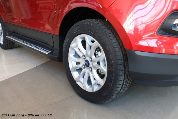 Bánh xe Ford Ecosport Titanium 2017