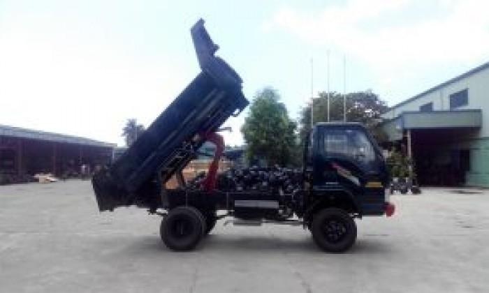 Xe tải CHIẾN THẮNG ben 3.48 tấn mới 1