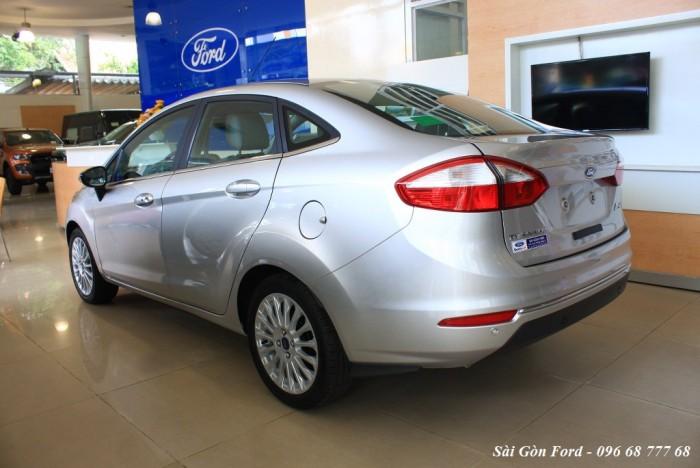 Khuyến mãi mua xe Ford Fiesta Titanium 2018 - Hotline: 0966877768 (24/24)