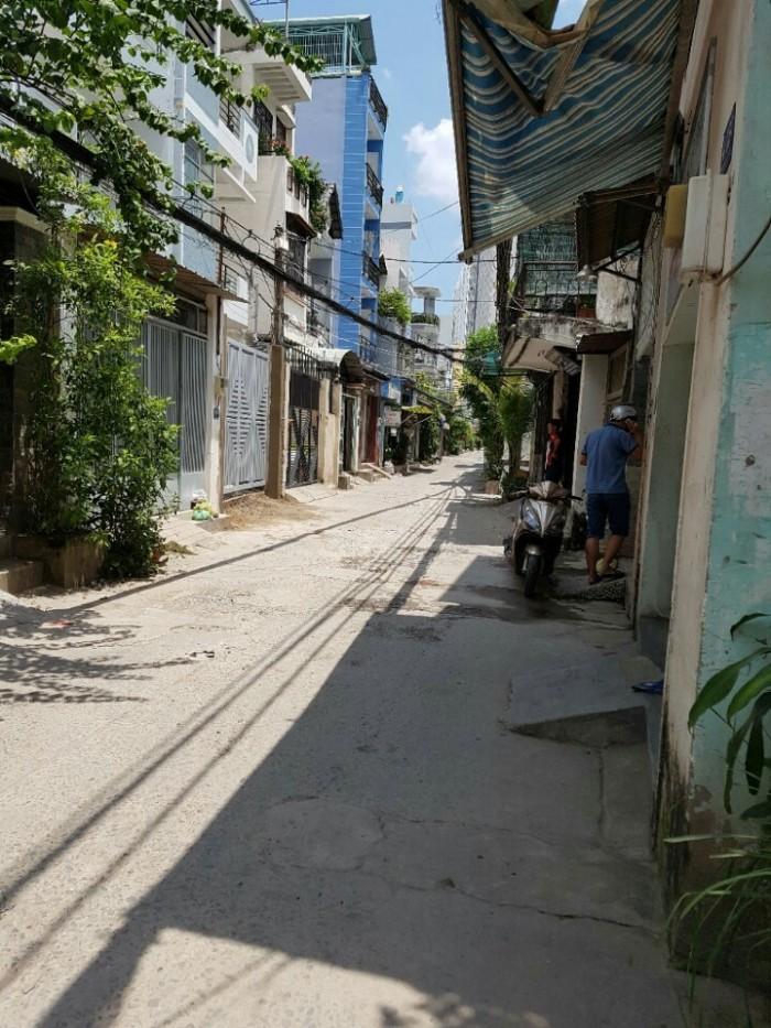 Nhà cần bán gấp HXT đường Chánh Hưng, phường 4, quận 8