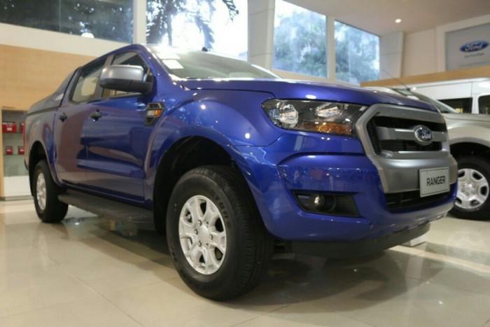Khuyến mãi mua xe Ford Ranger XLS, số sàn, vay trả góp chỉ 150 triệu, giao xe trong tháng