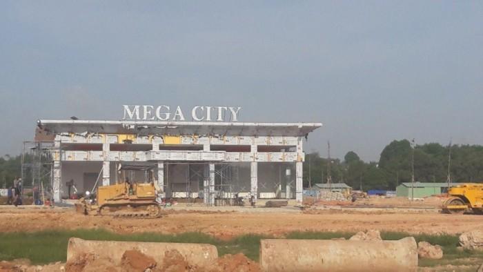 Khu đô thị thương mại Mega City