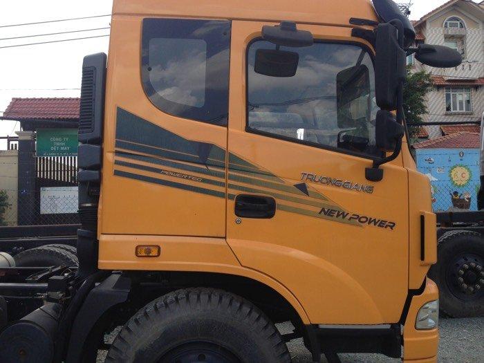 Xe tải Trường Giang 17,5 tấn mới 100% 3