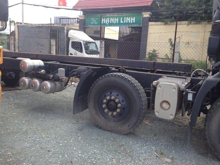 Xe tải Trường Giang 17,5 tấn mới 100% 4