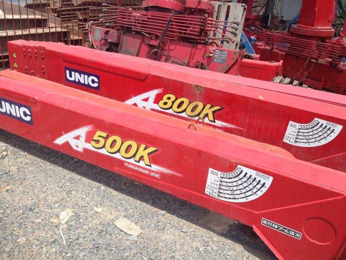 Cẩu Unic 500 800 mới 100% nhập khẩu Japan 1
