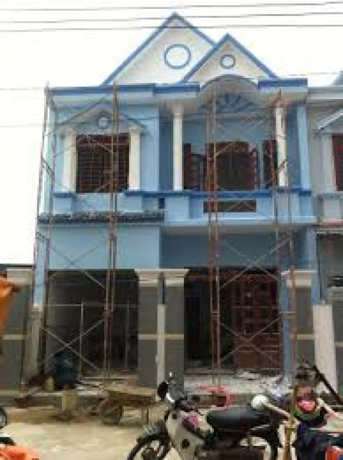 Nhà Mới Xây Dọn Vào Ở Ngay Khi Thanh Toán 50%, Nhà Shr Tại Nguyễn Văn Bứa, Hóc Môn