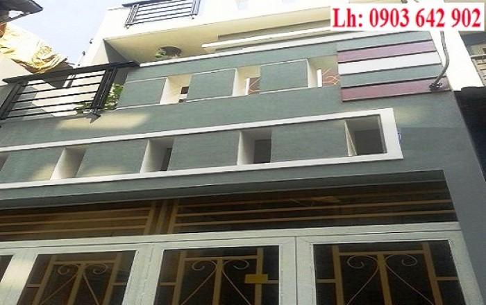 Bán nhà mặt tiền rộng Điện Biên Phủ, quận 1. DT: 5.3x17m, (2 chiều)