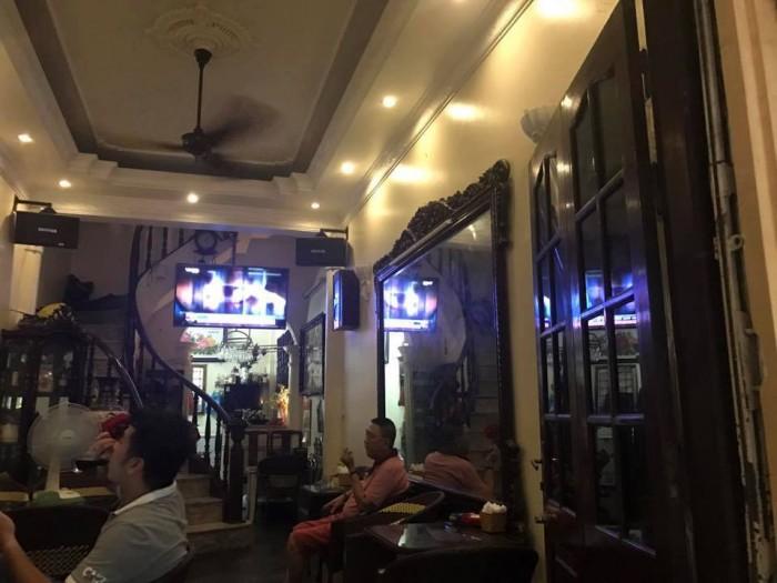 Nhà mặt phố Lãng Yên, DT 40mX4t, MT 3.5m, giá 6.2 tỷ.