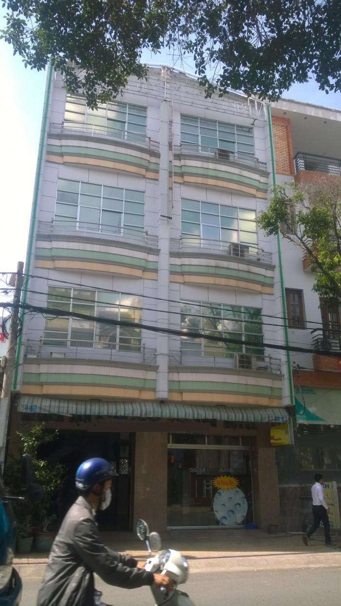 Nhà cho thuê, 3 lầu, MT đường Trương Vĩnh Ký, Tân Phú