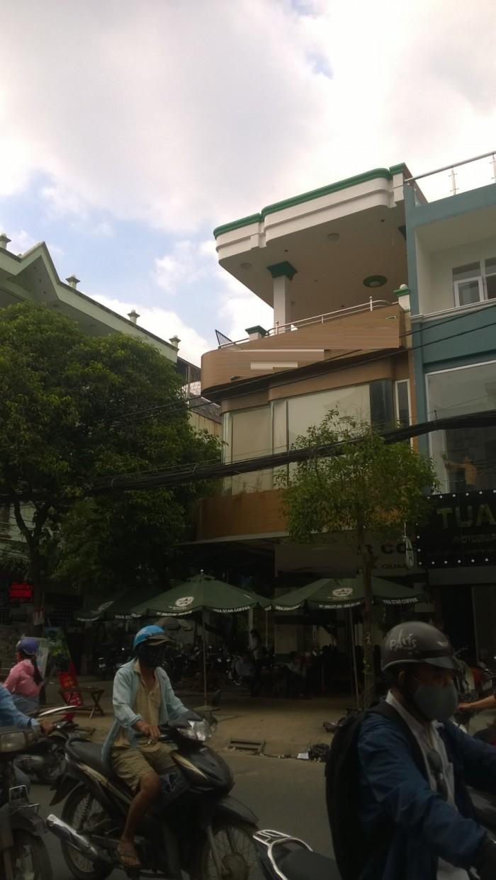 Cho thuê nhà MT Gò Dầu, ngay ngã 4, dt 10x12,5m Tân Phú