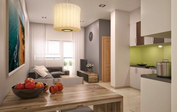 Căn chung cư giá rẻ, ở trước trả tiền sau