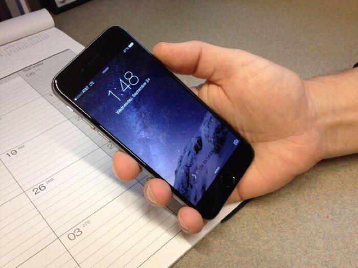 Iphone 6 grey 16G mới 99%0