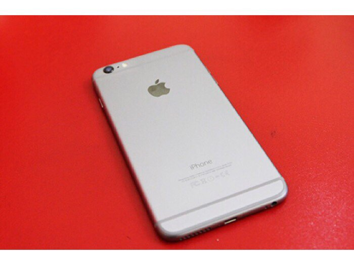 Iphone 6 grey 16G mới 99%1