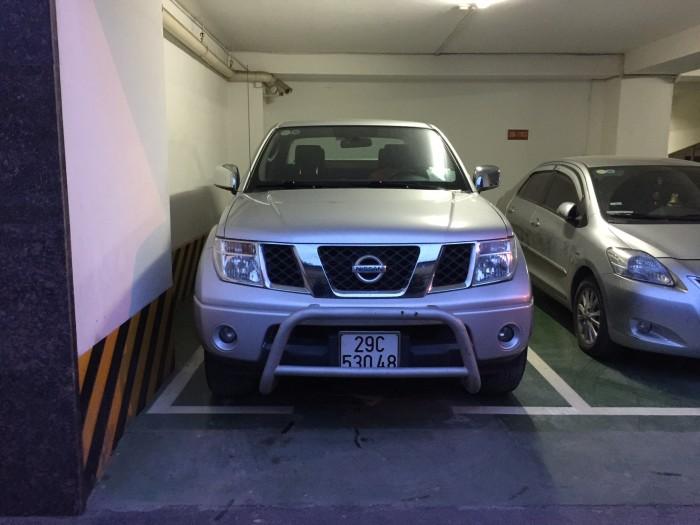 Nissan Navara sản xuất năm 2014 Số tay (số sàn) Dầu diesel