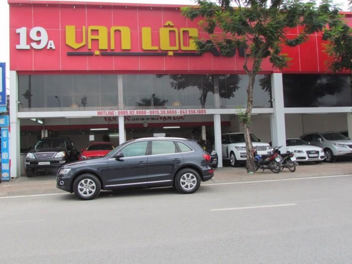 Audi Q5 sản xuất năm 2013 Số tự động Động cơ Xăng