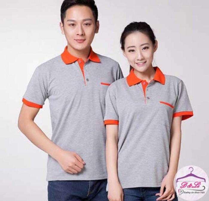 Áo thun đồng phục đẹp, áo phông quảng cáo giá rẻ chất lượng uy tín TPHCM, Bình Dương, Đồng Nai4