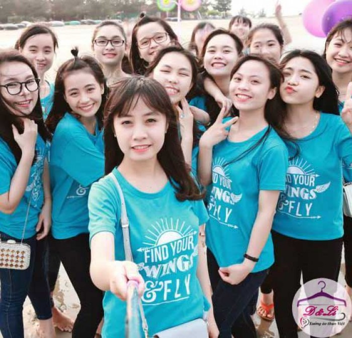 Áo thun đồng phục đẹp, áo phông quảng cáo giá rẻ chất lượng uy tín TPHCM, Bình Dương, Đồng Nai6
