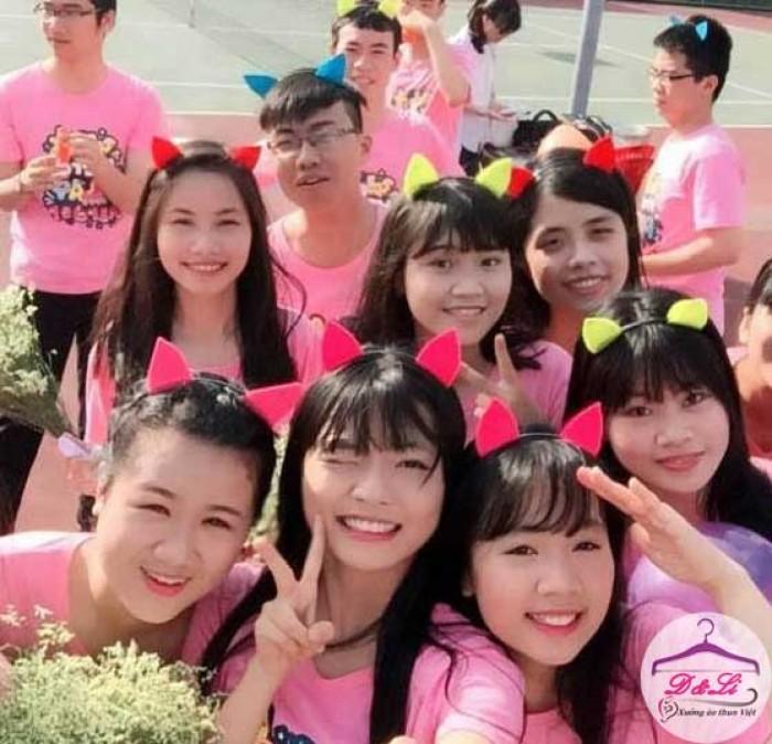 Áo thun đồng phục đẹp, áo phông quảng cáo giá rẻ chất lượng uy tín TPHCM, Bình Dương, Đồng Nai7