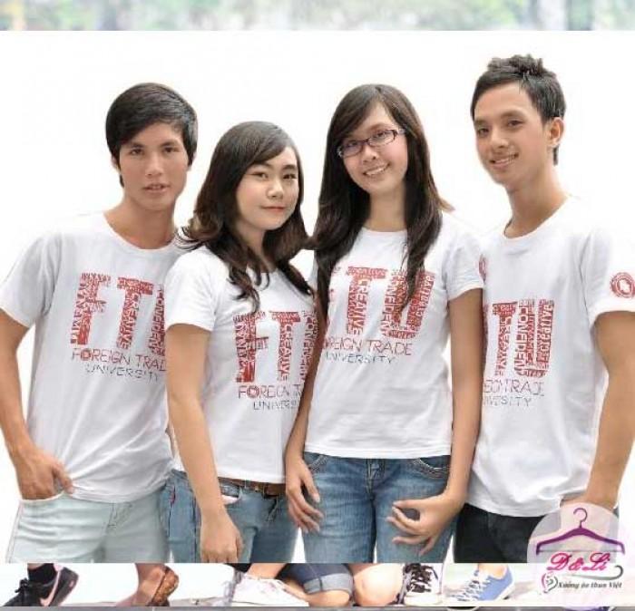 Áo thun đồng phục đẹp, áo phông quảng cáo giá rẻ chất lượng uy tín TPHCM, Bình Dương, Đồng Nai9