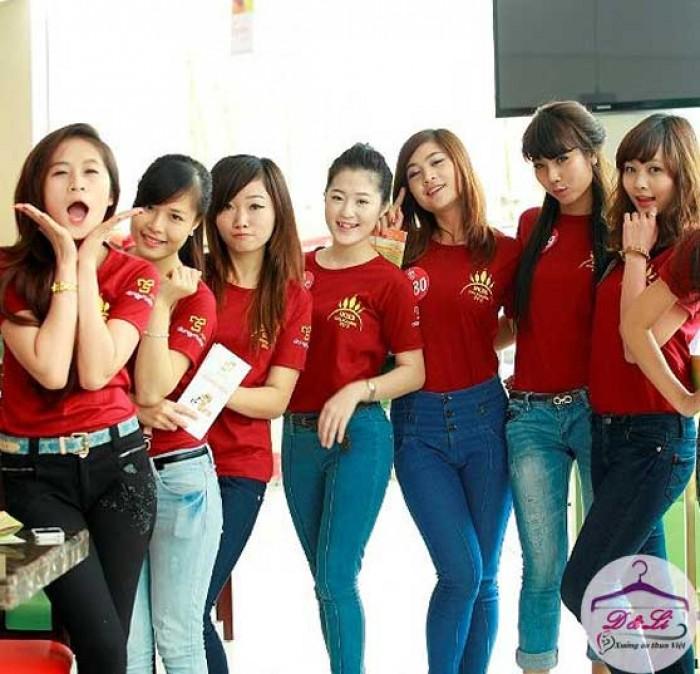 Áo thun đồng phục đẹp, áo phông quảng cáo giá rẻ chất lượng uy tín TPHCM, Bình Dương, Đồng Nai10