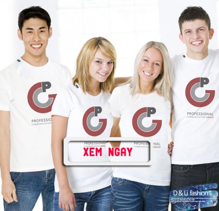 Áo thun đồng phục đẹp, áo phông quảng cáo giá rẻ chất lượng uy tín TPHCM, Bình Dương, Đồng Nai12