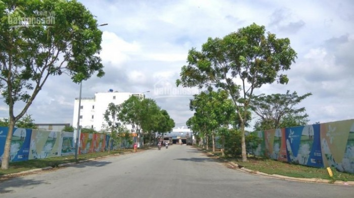 Bán đất dự án gần Vòng Xoay An Lạc, huyện Bình Chánh
