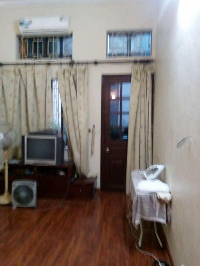 Bán nhà 4 tầng phố Bạch Đằng, Hoàn Kiếm, ô tô đỗ cửa.